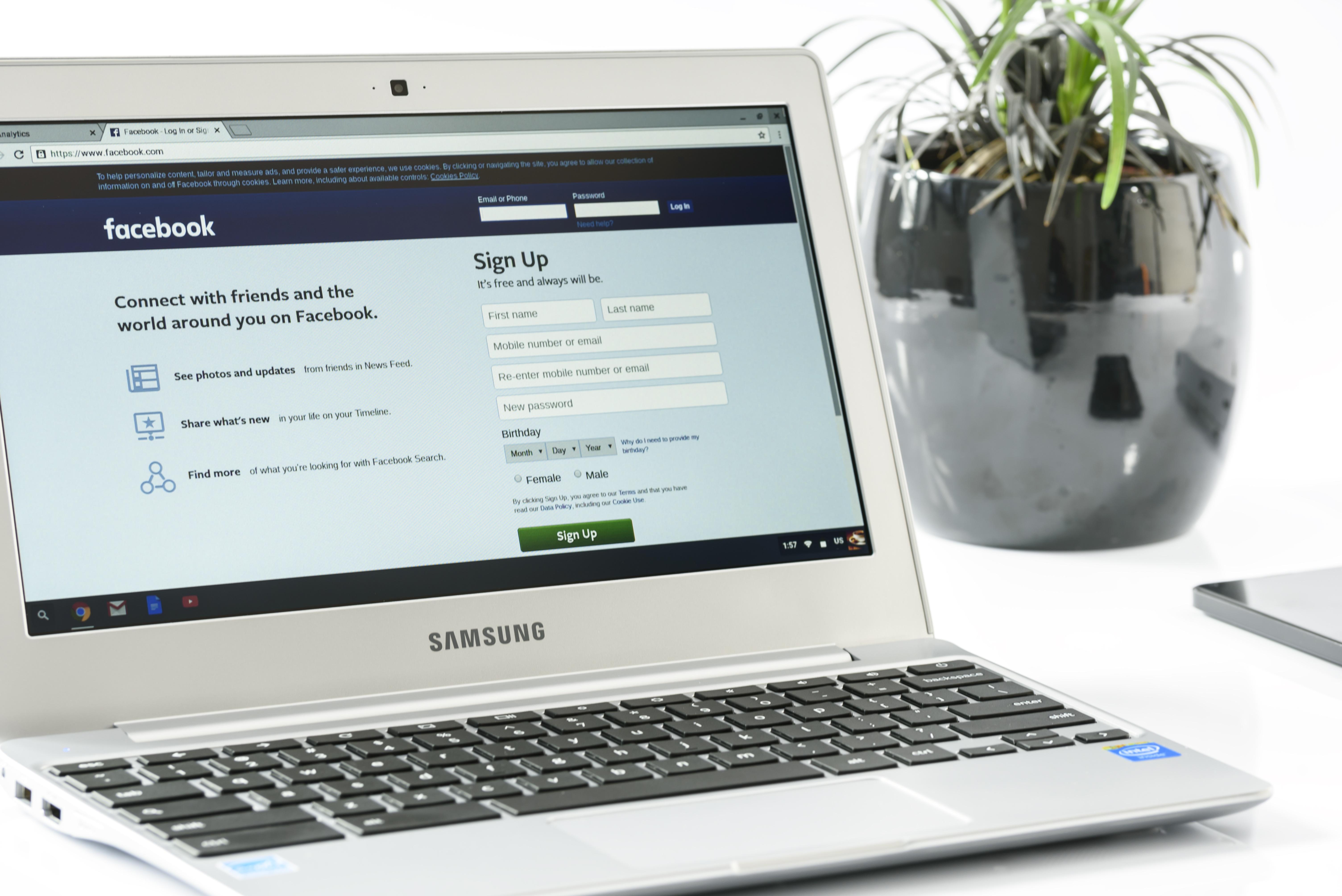 Facebook Werbeanzeigenmanager